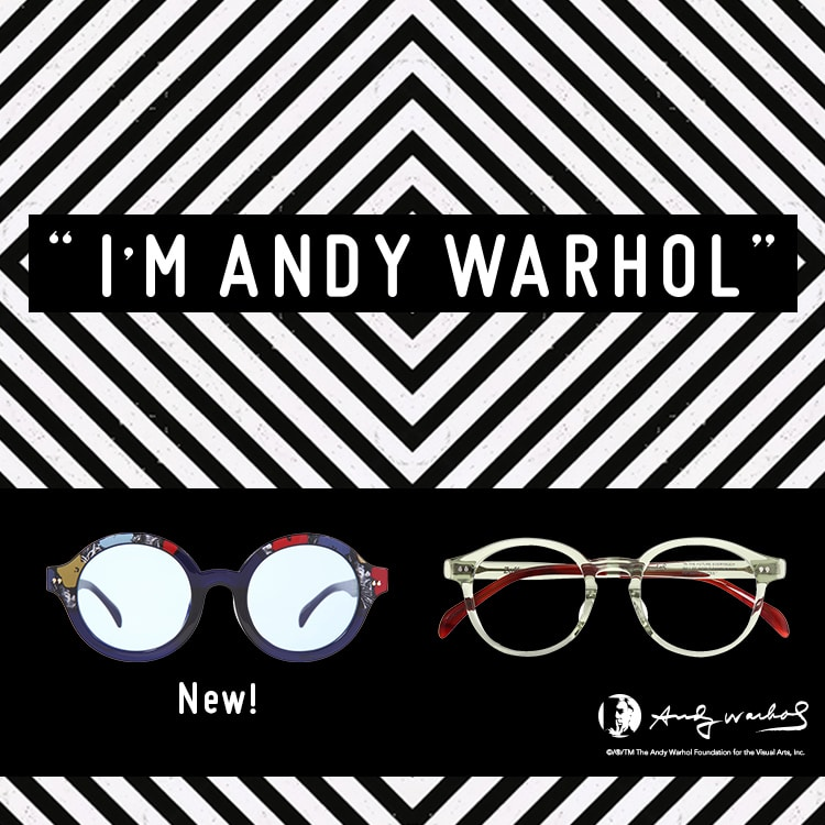 I'M ANDY WARHOL