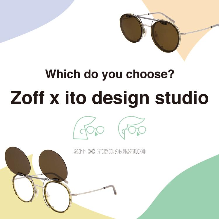 Zoff x ito design studio