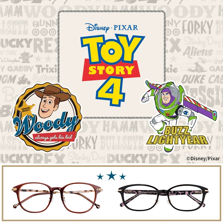 TOY STORY4 Series