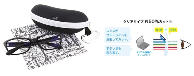 Zoff PC Web限定モデル(ゾフ ピーシー ウェブゲンテイモデル)