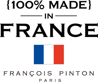 100% MADE IN FRANCE FRANCOIS PINTON PARIS