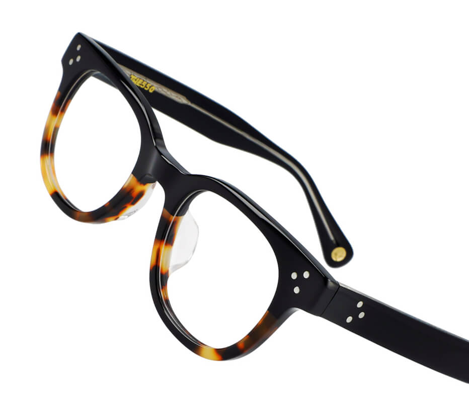 Zoff × JOURNAL STANDARD relume「THE550」Eyewear Collection