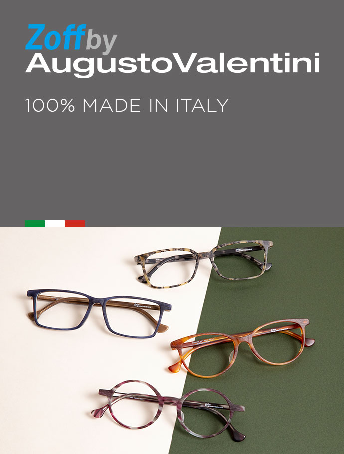 Zoffby AugustoValentini 100% MADE IN ITALY